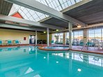 Heated Indoor Pool & Hot Tub