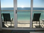 STUNNING Balcony View. See Ocean For Miles.