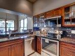 Indoors,Kitchen,Room,Oven,Granite