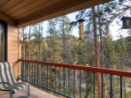Deck,Porch,Chair,Furniture,Railing