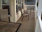 The Beachside Porch