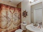 Nautical Room Full Bath