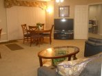 Large Flat Screen TV in Condo #2 great room!