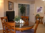 Beautiful dining, open concept great room, kitchen!