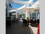 Trecanne - rooftop terrace cafe and restaurant