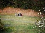 Cap Estate 18 hole golf course