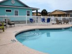 Bench, Chair, Furniture, Pool, Resort