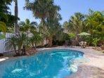 Pool, Water, Yard, Resort, Swimming Pool