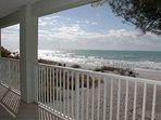 Railing, Outdoors, Sea, Water, Deck