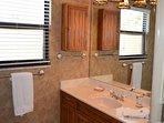 Curtain, Window, Window Shade, Sink, Bathroom