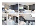 King bedroom with en-suite