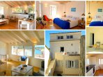 Sail Inn Luxury Duplex Apartment in Gaios