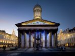 Museum of Modern Art and infamous Duke of Wellington Statue
