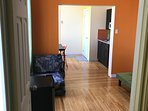 1 bedroom apartment, Quebec downtown, sleeps 4