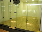 1 of 2 Basketball / Racquetball courts