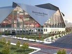 Tour brand new Mercedes-Benz Stadium. Home of the Atlanta Falcons!