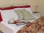 Breakfast in bed?