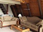 A-frame sofas