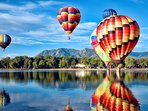 Colorado Springs Balloon Classic - Labor Day Weekend