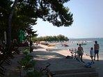 'Tri mosta' beach