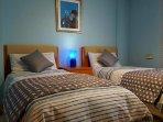 Dormitorio 2. Convertible en cama grande