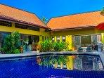 Stunning Palm View Villa
