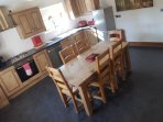 Lynmere Dining Kitchen