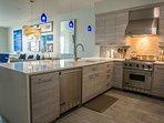 Amazing kitchen amenities