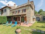 4 bedroom Villa in Subbiano, Tuscany, Arezzo / Cortona And Surroundi, Italy