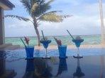 Cocktails at Splash bar