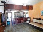 Sala de Star conjugada com a cozinha