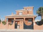 4 bedroom Villa in Playa Honda, Costa Calida, Spain : ref 2239520