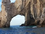 The Arch at Lands End from the Sea of Cortez to the Pacific Ocean