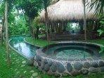 bamboo cottages Yoga retreat