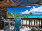 Save15% Sapphire Beach Amazing Beachfront 2 floor Condo
