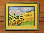 Farming scripture