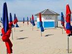 Les parasols de Deauville