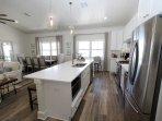 Kitchen Towards Living Area