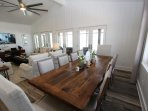 Dining Table Seats Ten