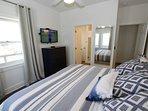 King Guest Bedroom Towards TV