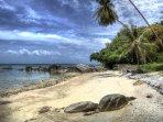 Local Laem Set beach