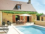 2 bedroom Villa in Saint Amand de Coly, Dordogne, France : ref 2279277