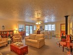 The home boasts 1,800 square feet of comfortable living space.
