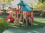 Playground - great fun for the kids!