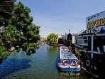 Regent's Canal, Camden Lock