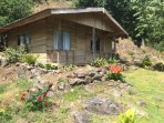 Standard lodging while on the mountain segment of the Baru Valley Tour