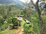 On the mountain segment of this tour you can explore the village of San Jeronimo