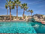 Treat yourself to a weekend at this 3-bedroom Lake Havasu vacation rental home.