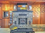 After a long day of hitting the slopes, come inside and warm up by the fireplace in the living room with a warm cup of...