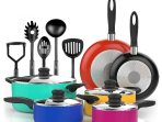 Brand new pots and pans set